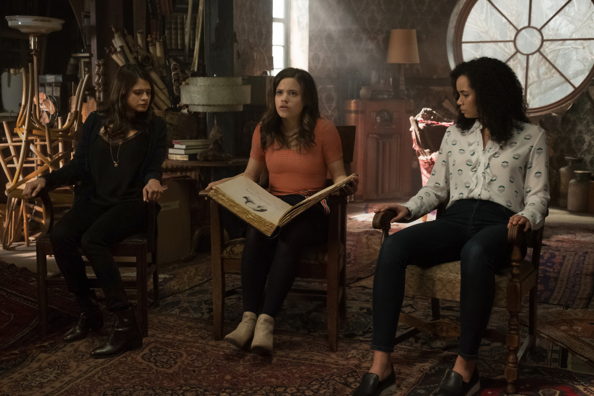 The CW Unveils the First Look at 'Charmed' Reboot