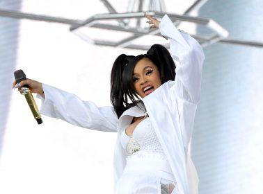 "Cardi B Says She Would Put a Bardi Twist on Ivy Queen's ""Quiero Bailar"""