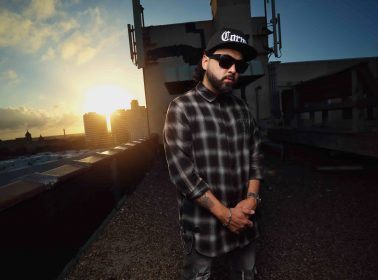 El Dusty Reps Corpus Christi While Bringing Mutant Cumbia to the World on His Debut Album