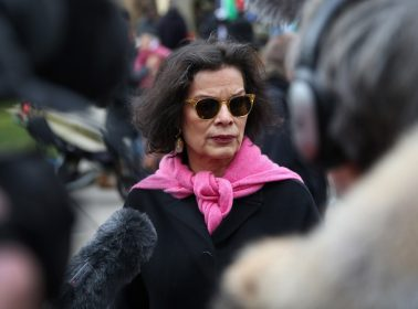 In Powerful Speech, Bianca Jagger Denounces Nicaraguan President Daniel Ortega