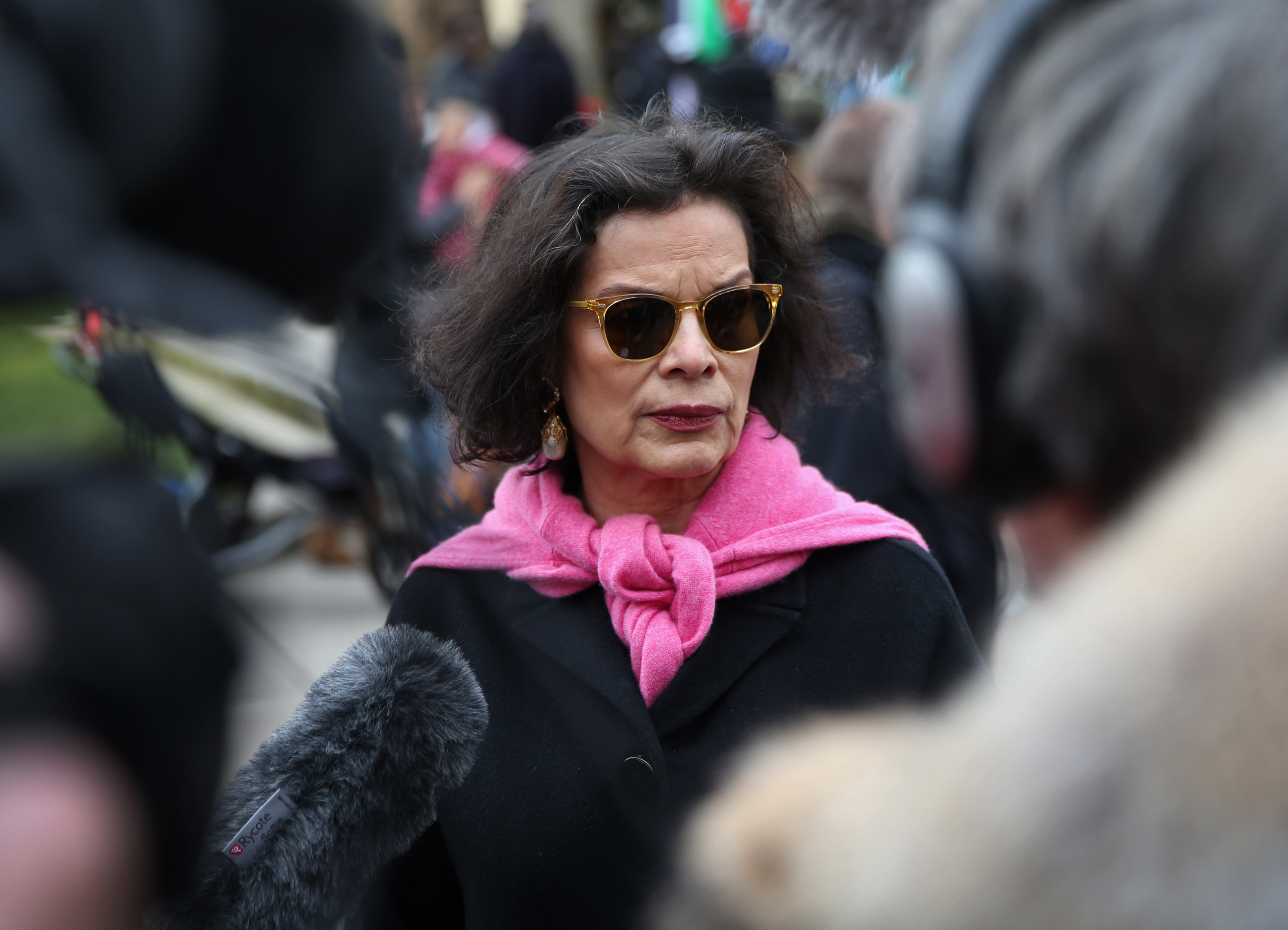 As Coverage of Nicaraguan Unrest Fades, Bianca Jagger Uses Twitter to Shine a Light on Her Native Country