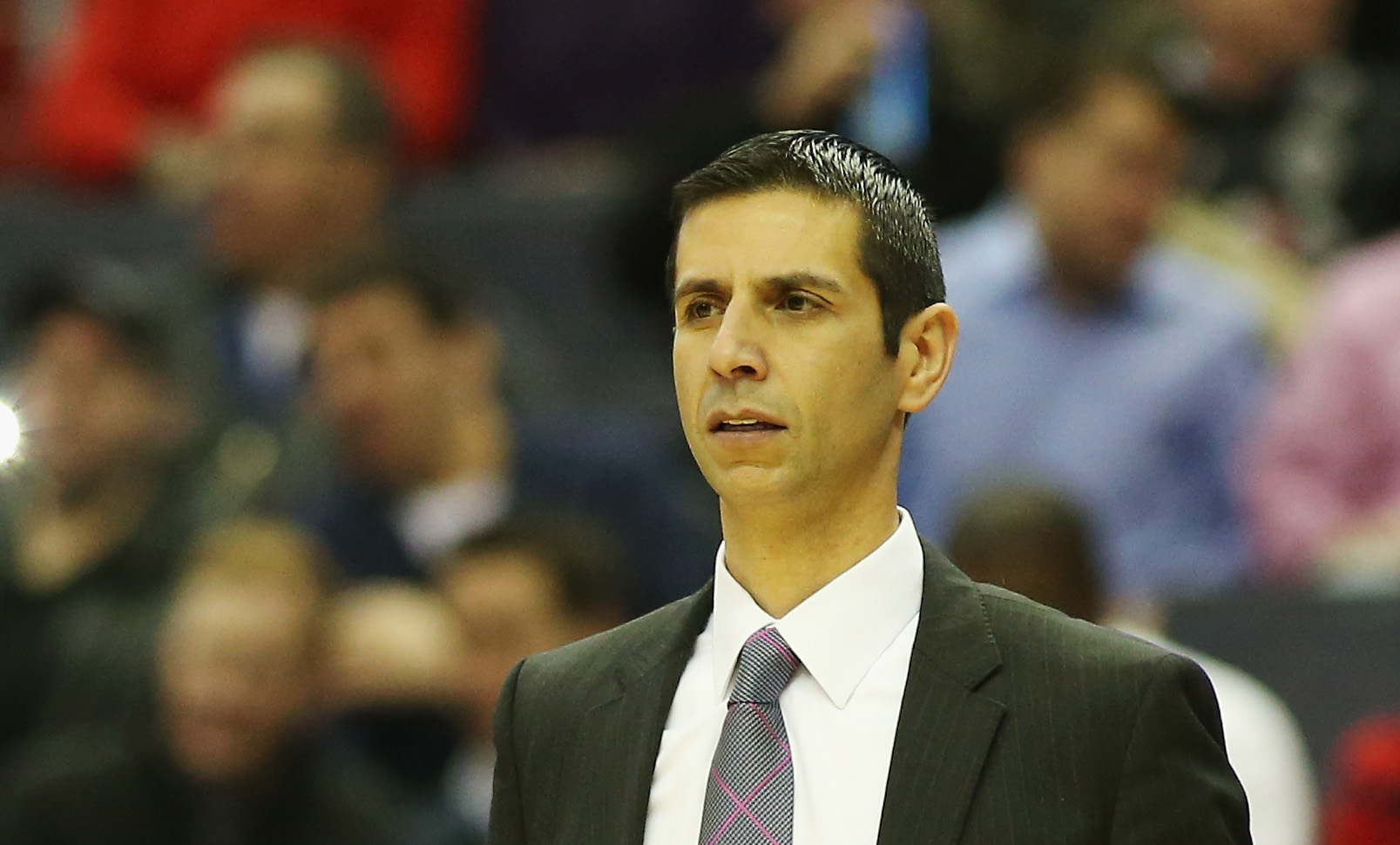 How the Hornets' New Head Coach James Borrego Is Blazing a Trail for Latinos in the NBA