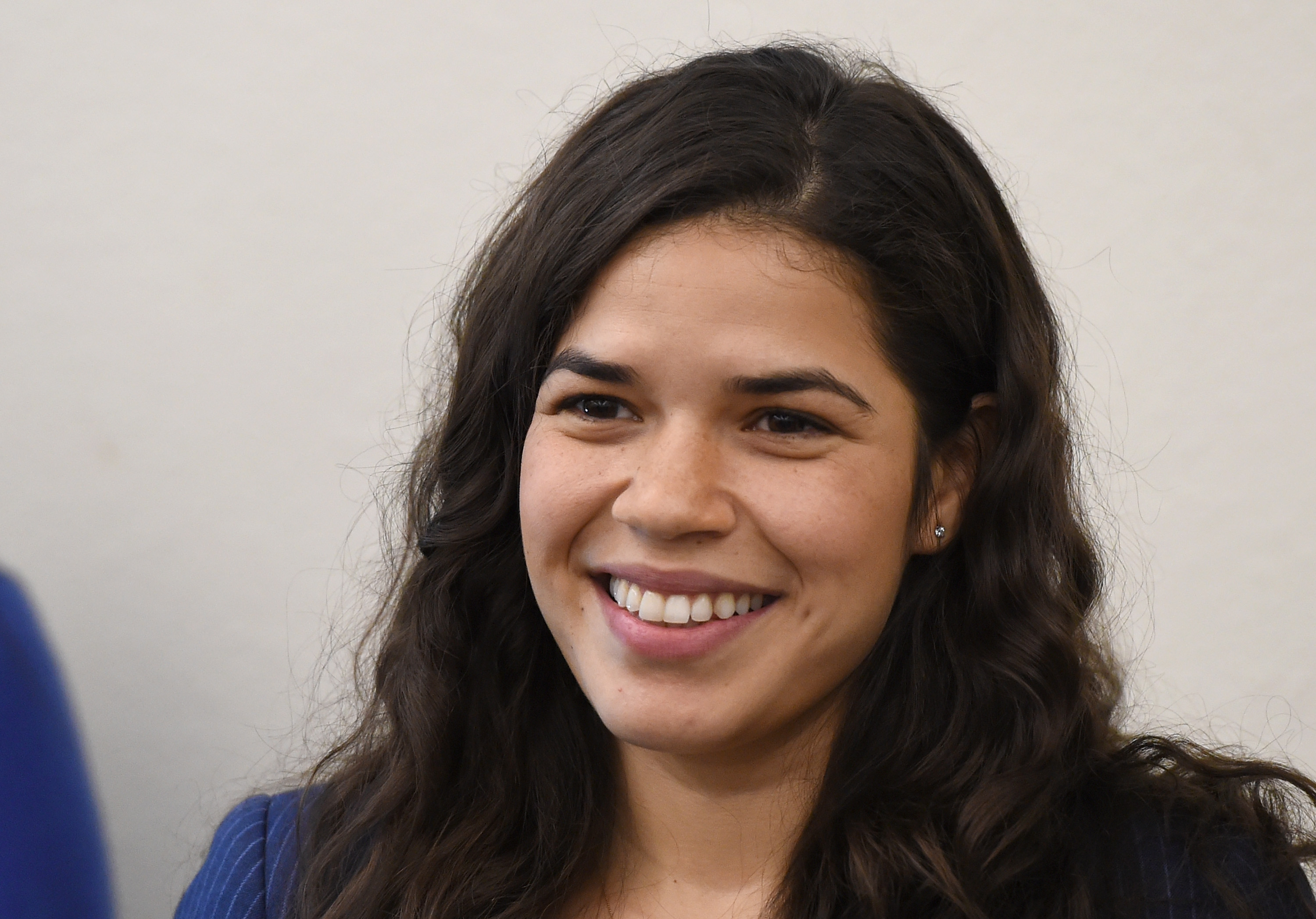 America Ferrera Got Teased Because Her Spanish Wasn T Good Enough