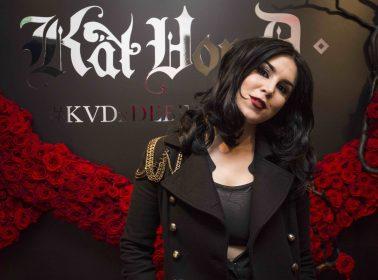 The Wildest Vegan Award Goes to Fan Hating on Kat Von D & Leafar's Pregnancy Announcement