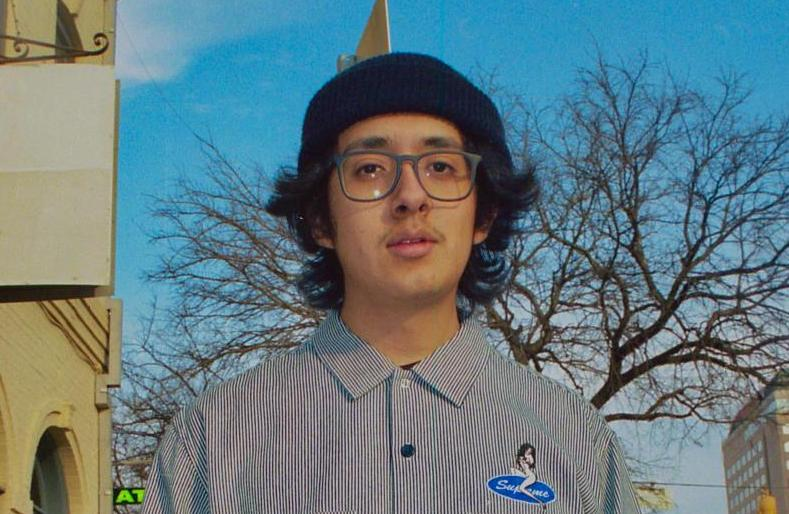 """Cuco's Woozy New Hip-Hop Single """"Lucy"""" Is Inspired by The Beatles"""