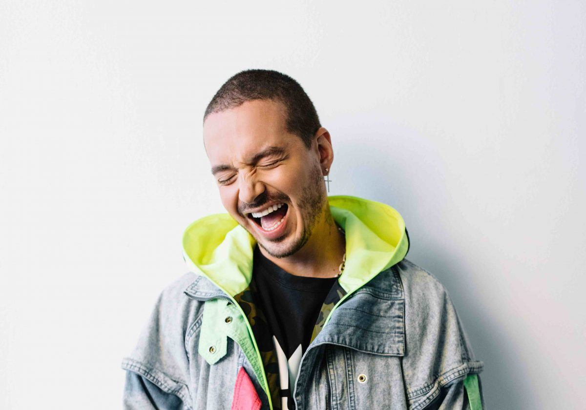 With New Album 'Vibras,' J Balvin is Here to Transcend the Global Pop Paradigm
