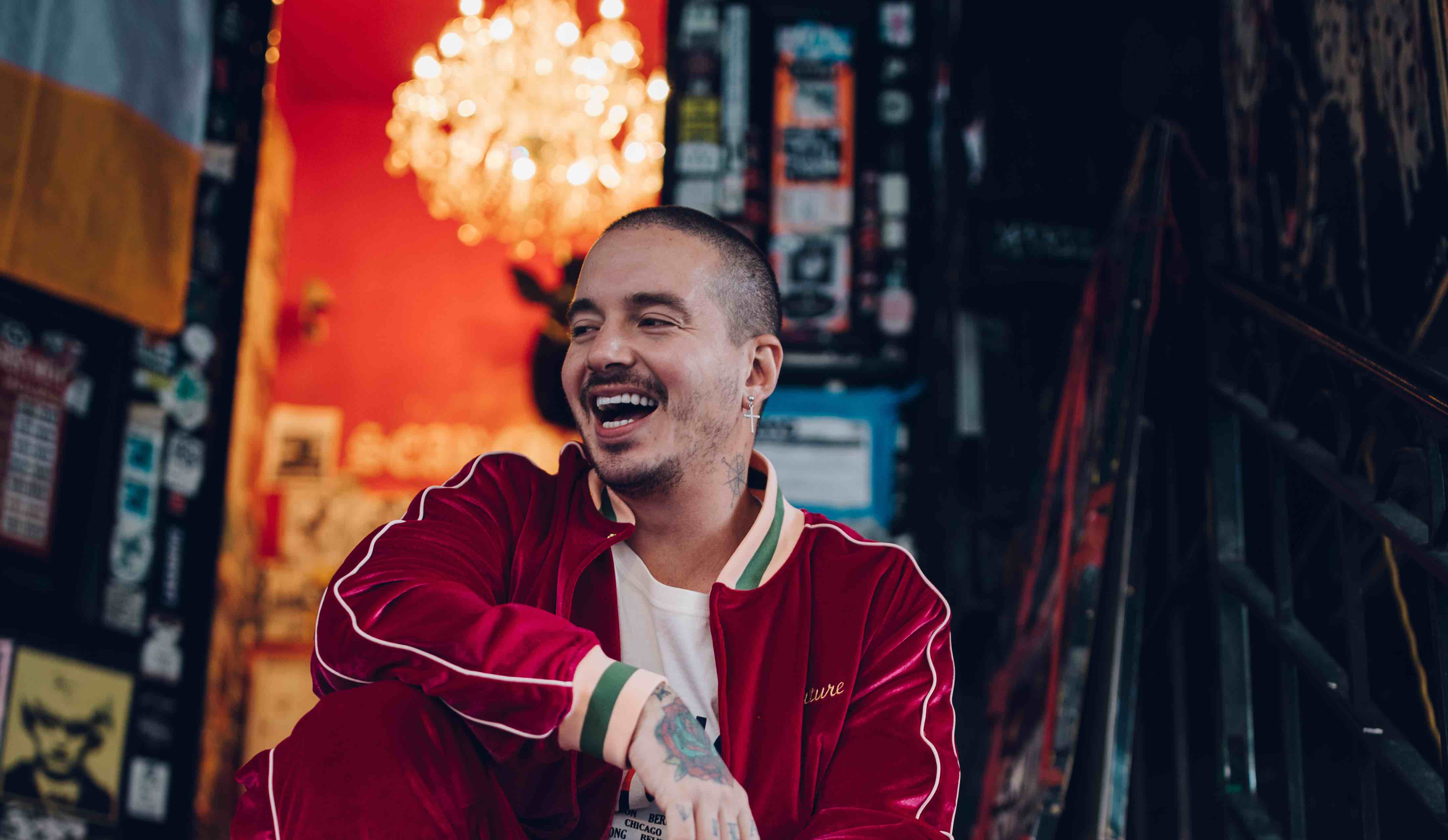 J Balvin's New Album 'Vibras' Is Packed With International Party Jams
