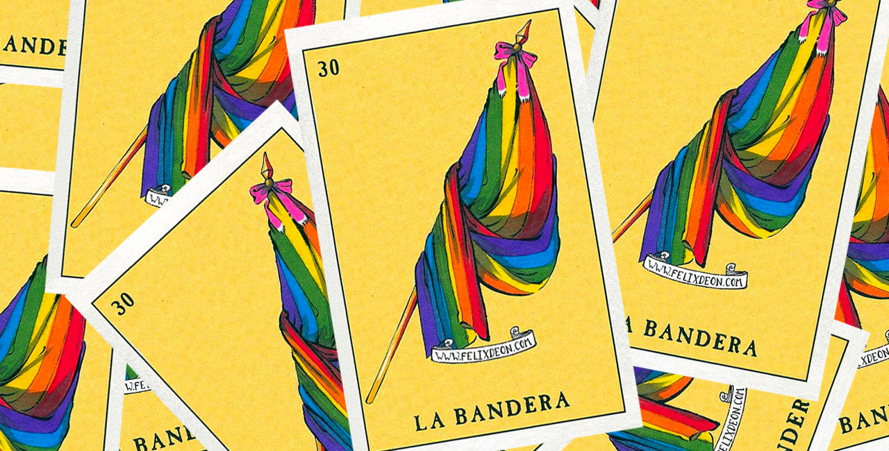 Queer Mexican Artist Accused Target of Stealing His Art for Pride T-Shirt