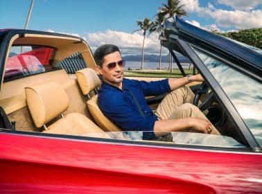 Jay Hernandez as the Latino 'Magnum P.I.' Hits TV Screens This Fall