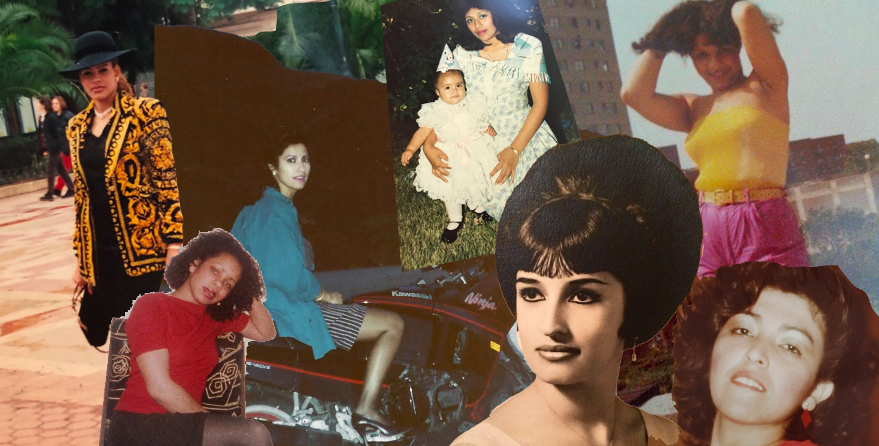 32 Vintage Photos of Fly Latina Moms in Their Youth