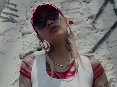 """Reggaeton Oscuro Reigns in Rosa Pistola's Raunchy """"La Linea del Sexxx"""" Video"""