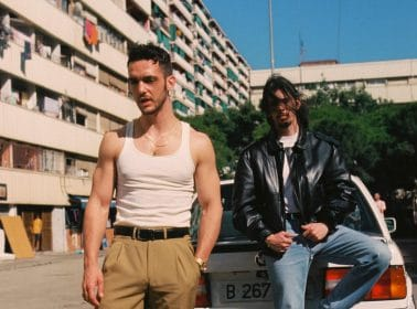 "C. Tangana's Wild ""Bien Duro"" Video Was Inspired by Classic Spanish Films of the 80s & 90s"