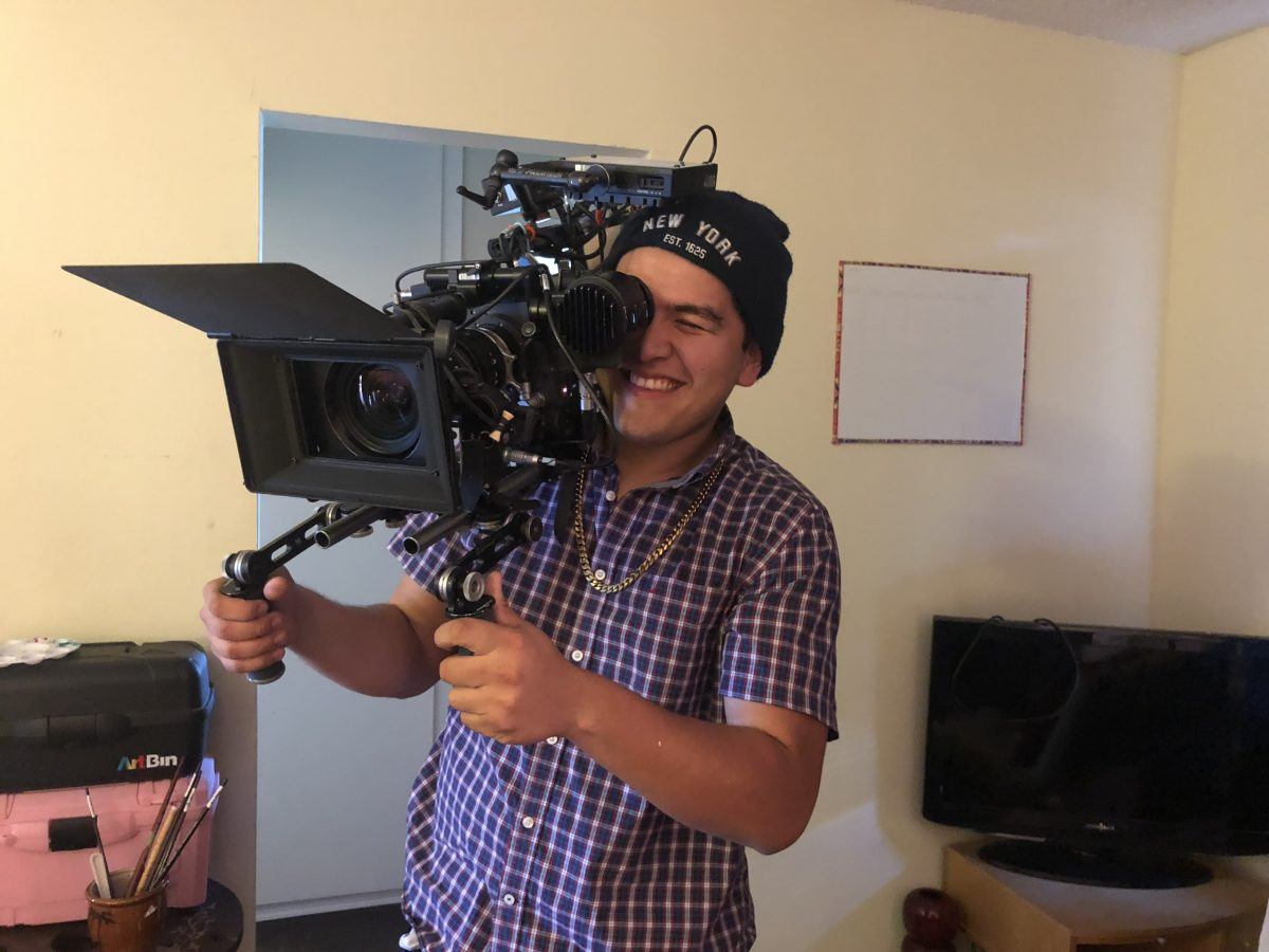 How This Young Mexican-American Director Made His First Movie With Just $700