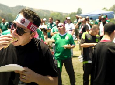 Making Tailgate Burritos with Guisados' Armando De La Torre Jr.