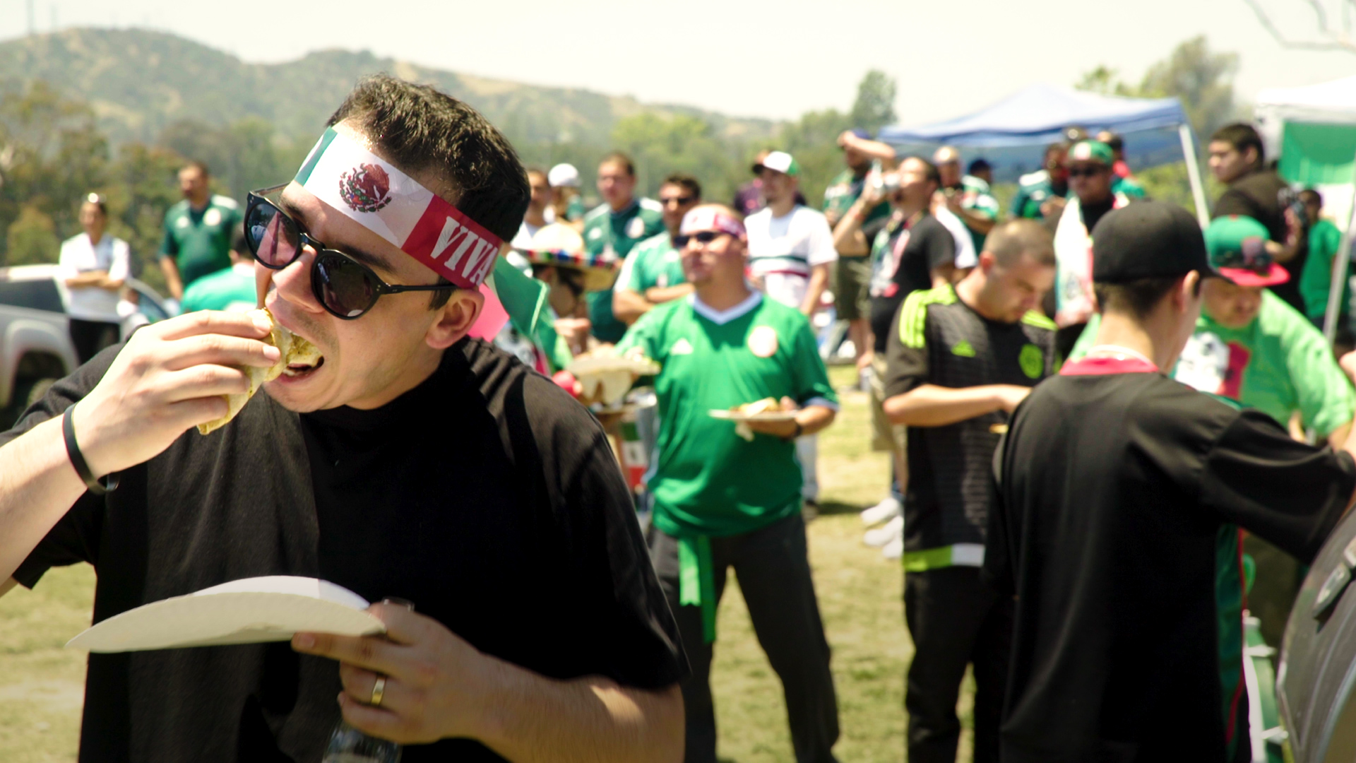 Making Tailgate Burritos with Guisados' Armando De La Torre Jr.