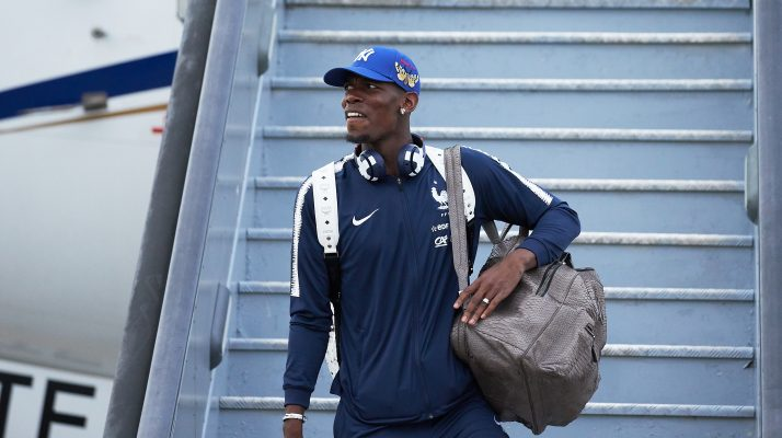 After France's World Cup Victory, Paul Pogba Just Wanted to Listen to Reggaeton