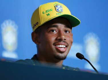 4 Years Ago, He Was Painting Streets. Now, He's Brazil's Center Forward