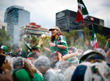 The 10 Most Ridiculously Joyful Reactions After Mexico's El Tri Beat Germany