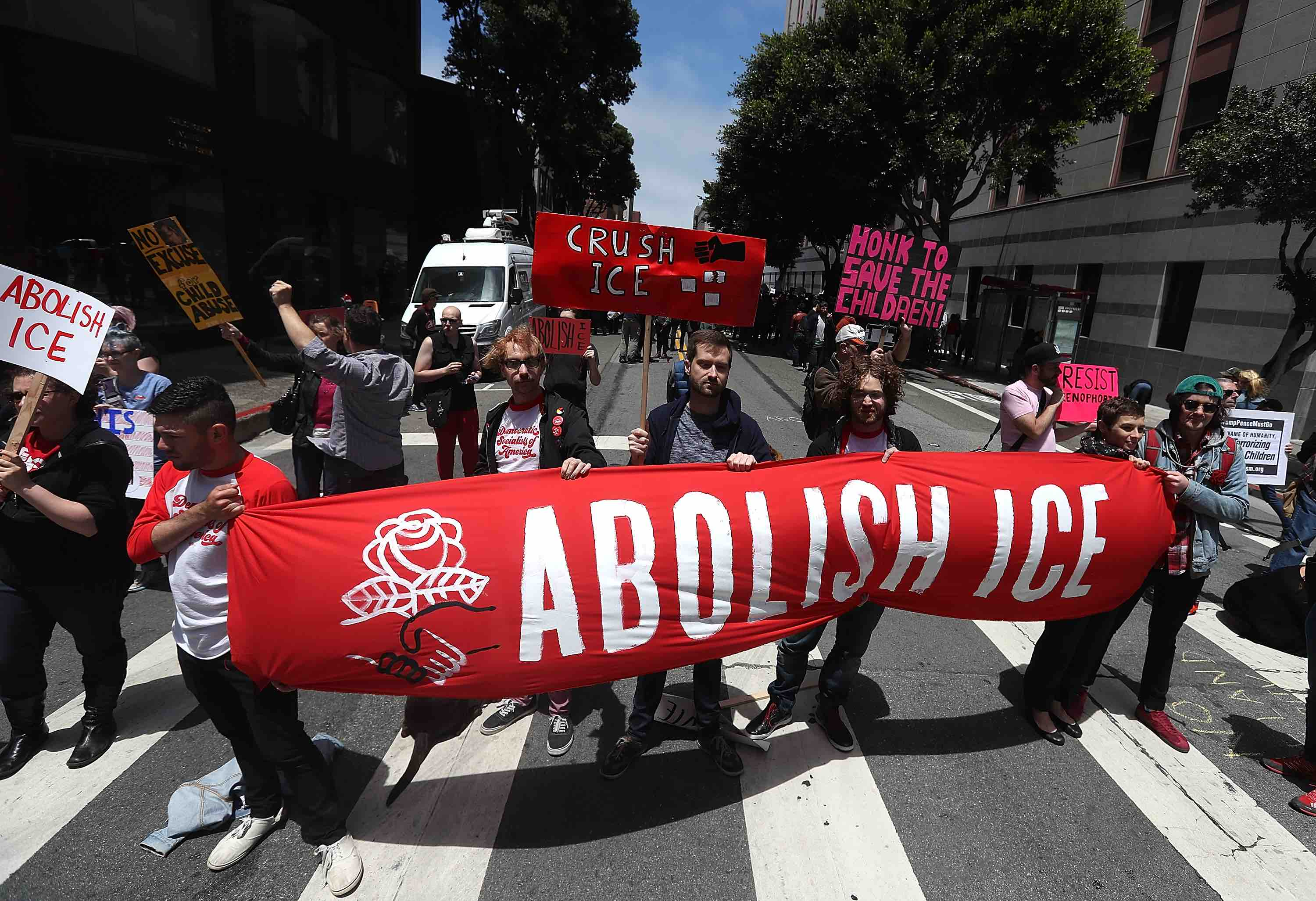 These 2018 Candidates Are Calling to Abolish ICE