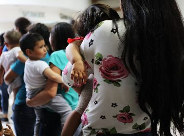 Watch the Emotional Reunion of a Guatemalan Mom & Daughter Affected by Trump's Family Separation Policy