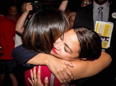 Alexandria Ocasio-Cortez's Win Isn't Just Groundbreaking, It's Inspiring