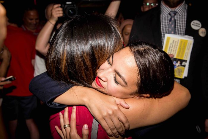 The Youngest Woman Ever Elected to Congress Is Latina