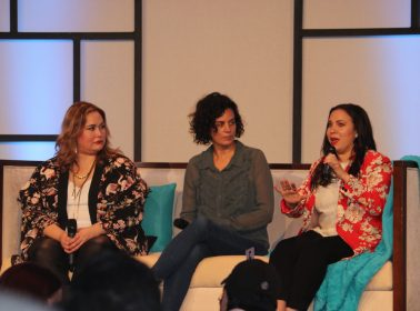 What It's Like to Be a Latina Showrunner in Hollywood