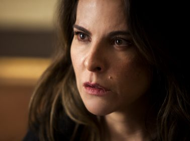 Here's Your First Look at Kate del Castillo in 'Ingobernable' Season 2
