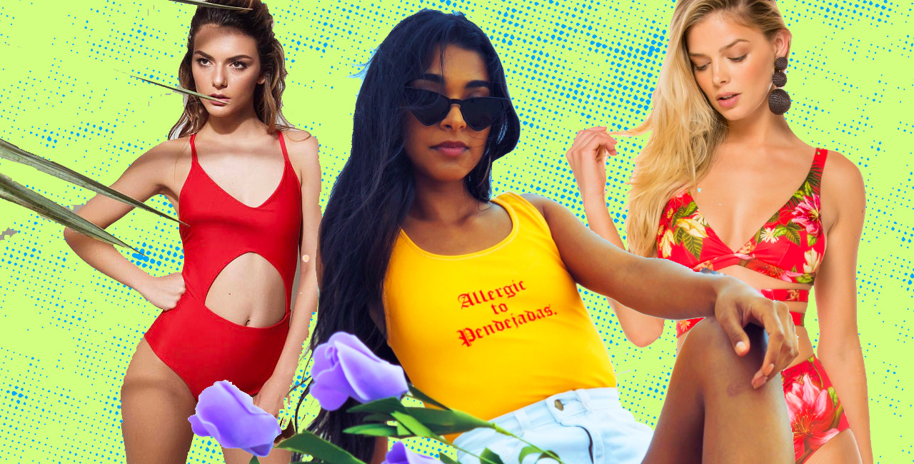 9 Latino Swimwear Brands That Will Have You Looking Cute This Summer