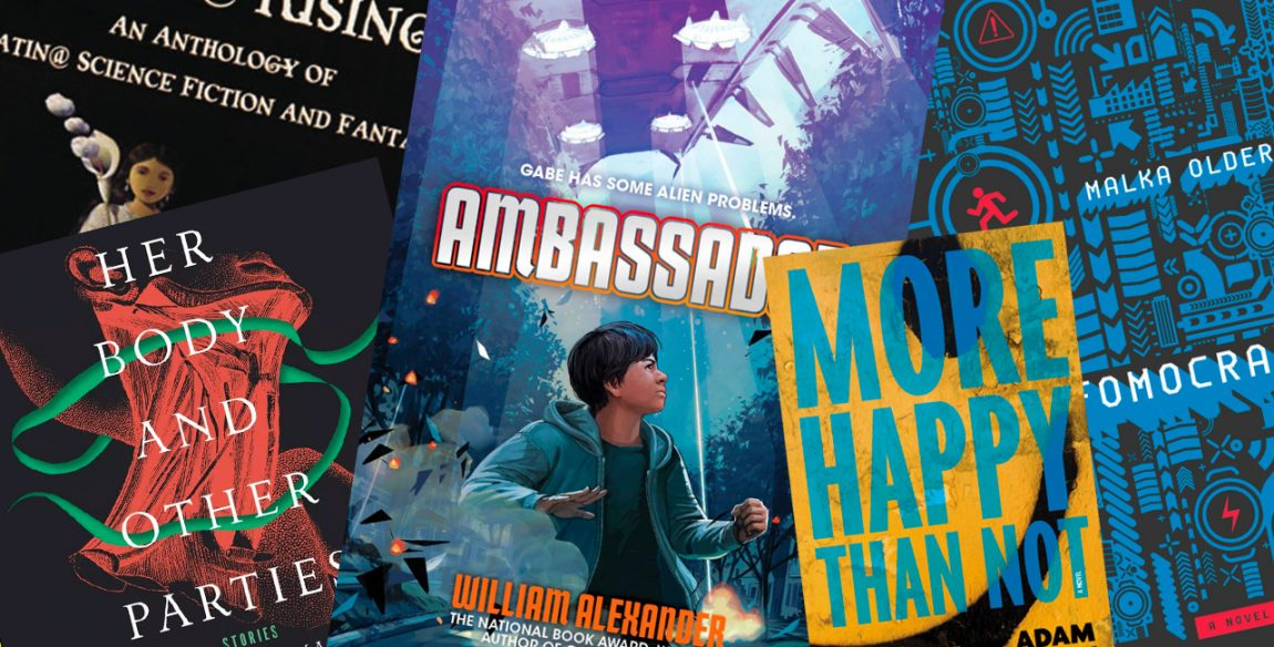 5 Books By Latino Authors That Will Satisfy Sci Fi Junkies
