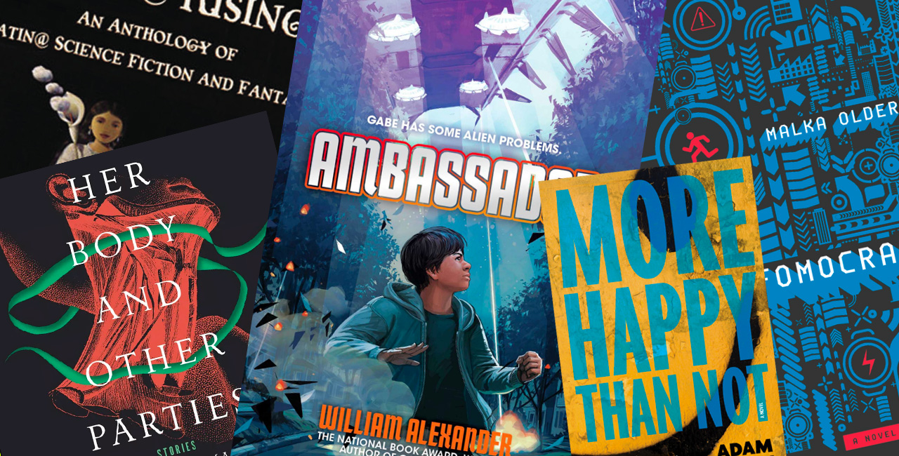 5 Books by Latino Authors That Will Satisfy Sci-Fi Junkies