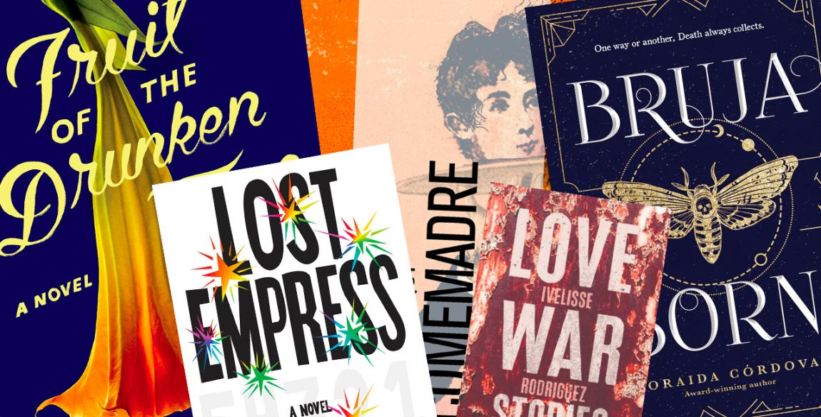 7 Latino & Latin American Authors to Add to Your Summer