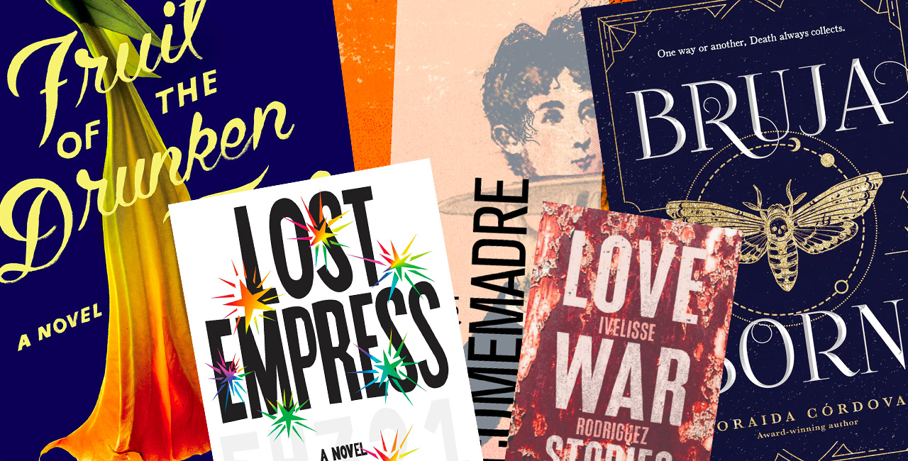 7 Latino & Latin American Authors to Add to Your Summer Reading List