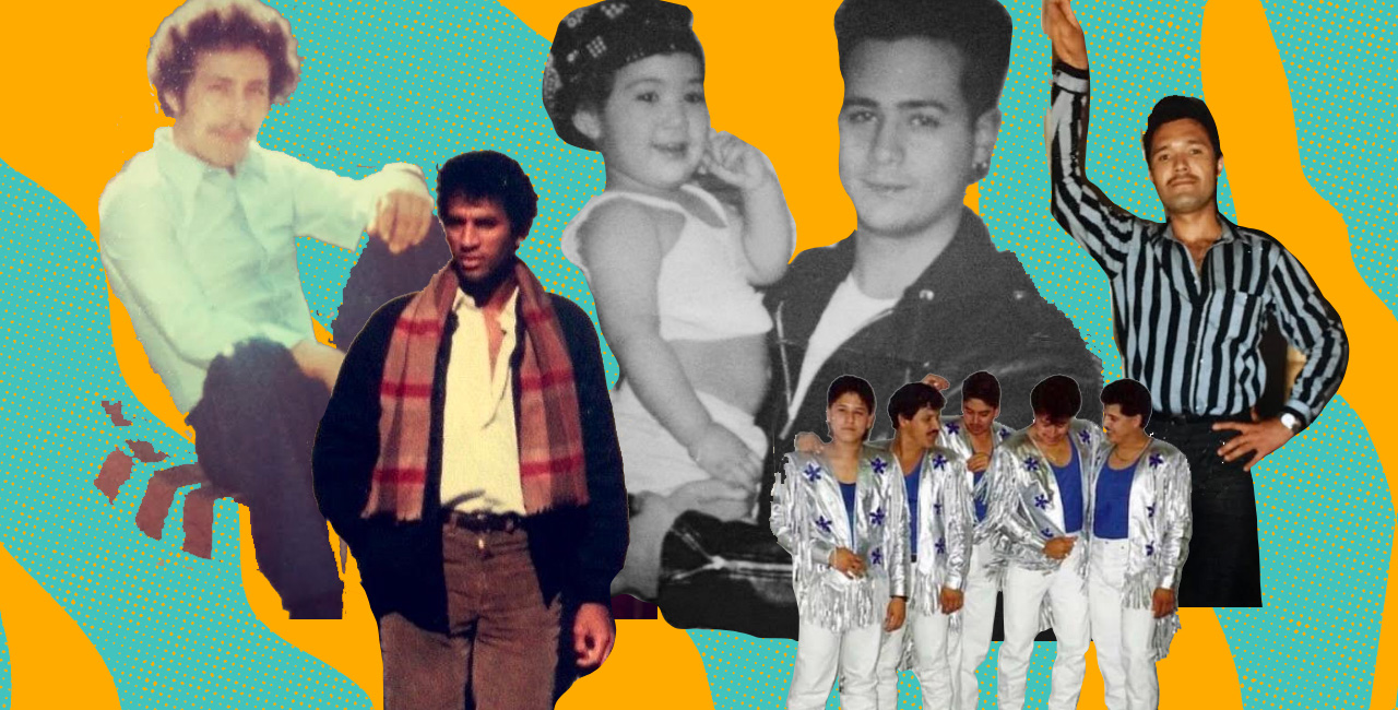 From Big Hair to Bellbottoms: 20 Vintage Photos of Your Fly Latino Dads