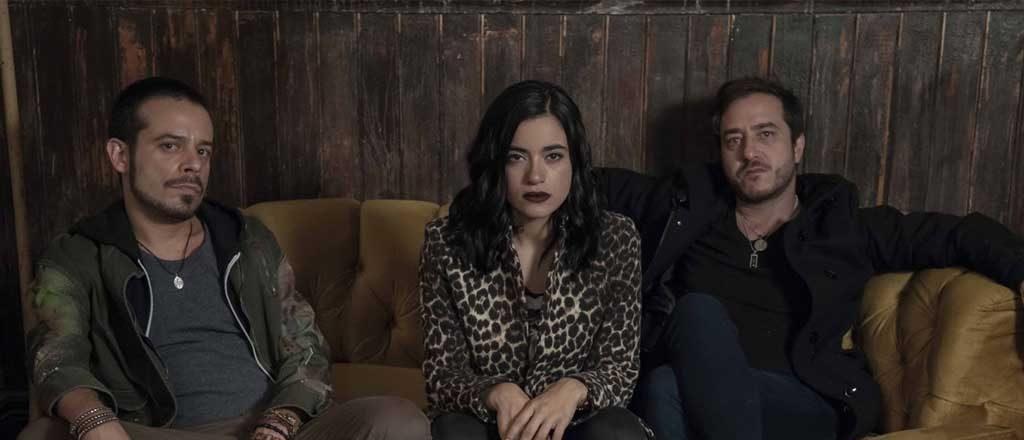 TRAILER: 'Diablo Guardian' Is Amazon's First-Ever Original Series in Spanish