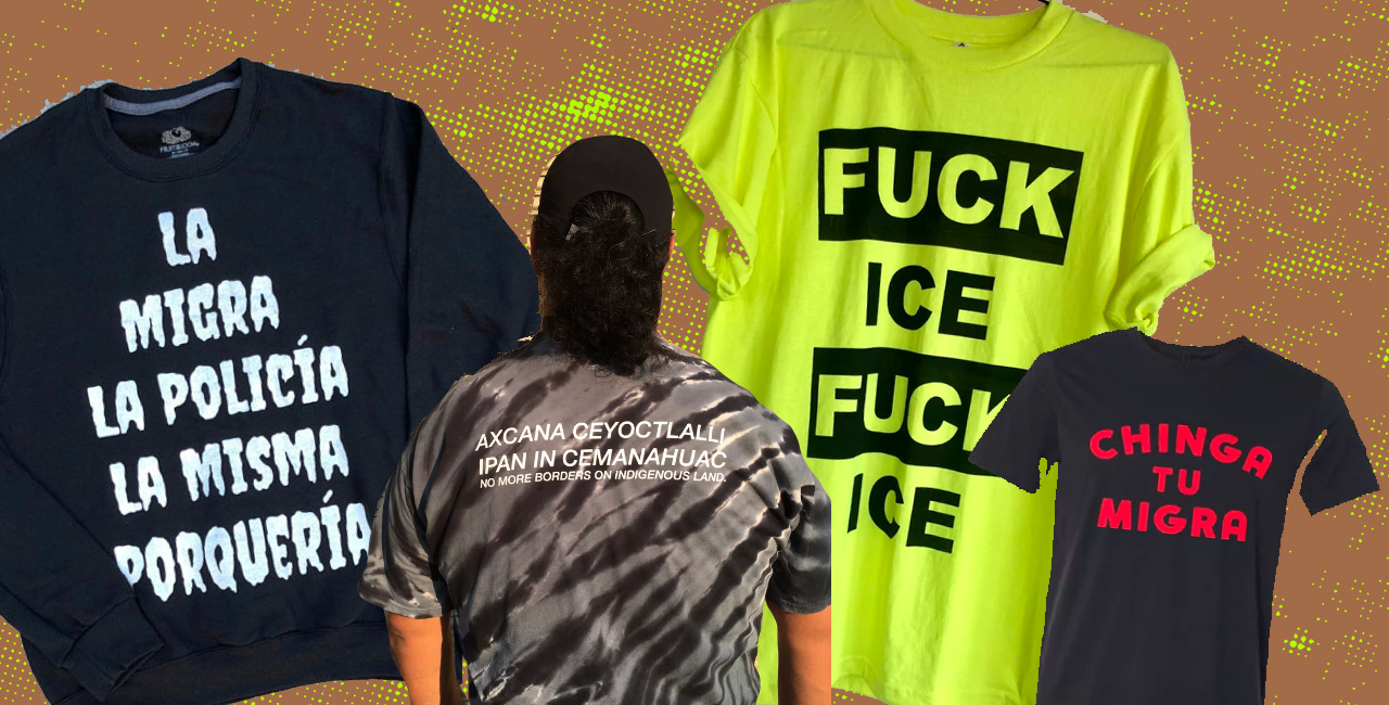 These Are the Designers Behind the Anti-ICE Tees You've Been Seeing