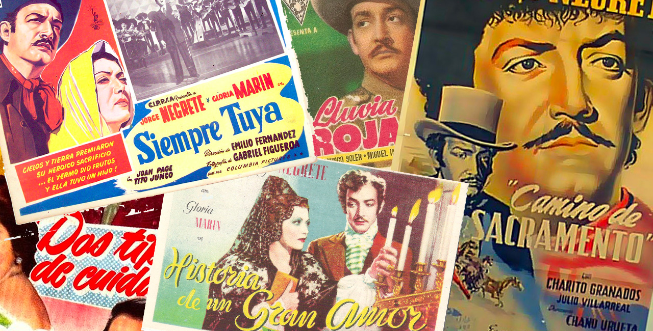 5 Movies Starring Jorge Negrete, a Beloved Icon of Mexico's Golden Age of Cinema