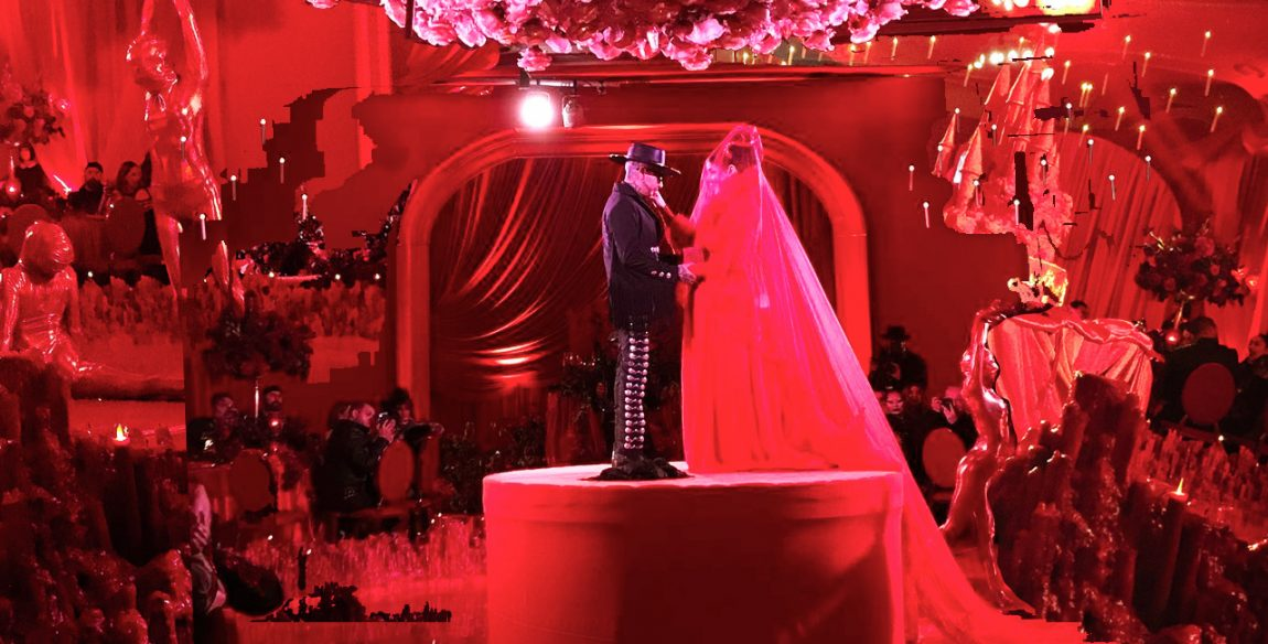 Kat Von D Leafar Seyer Had The Most Lavish Goth Wedding Of All Time