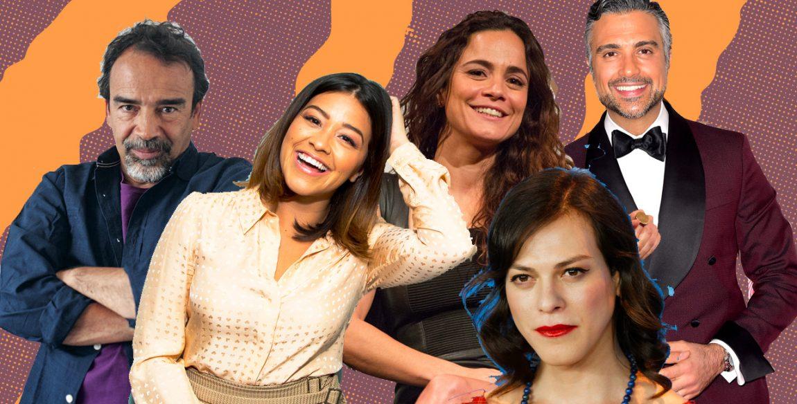latino academy members 2018