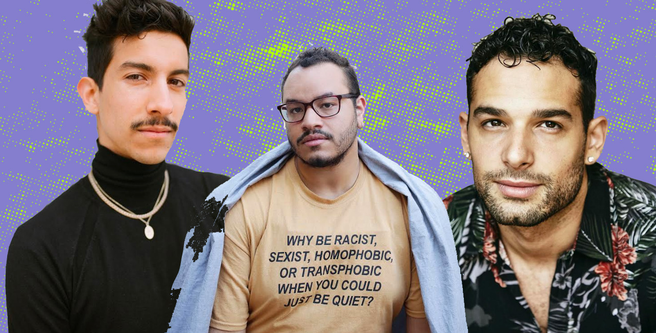 How 3 Gay Latinos Learned to Navigate Their Queerness in a Machista Culture