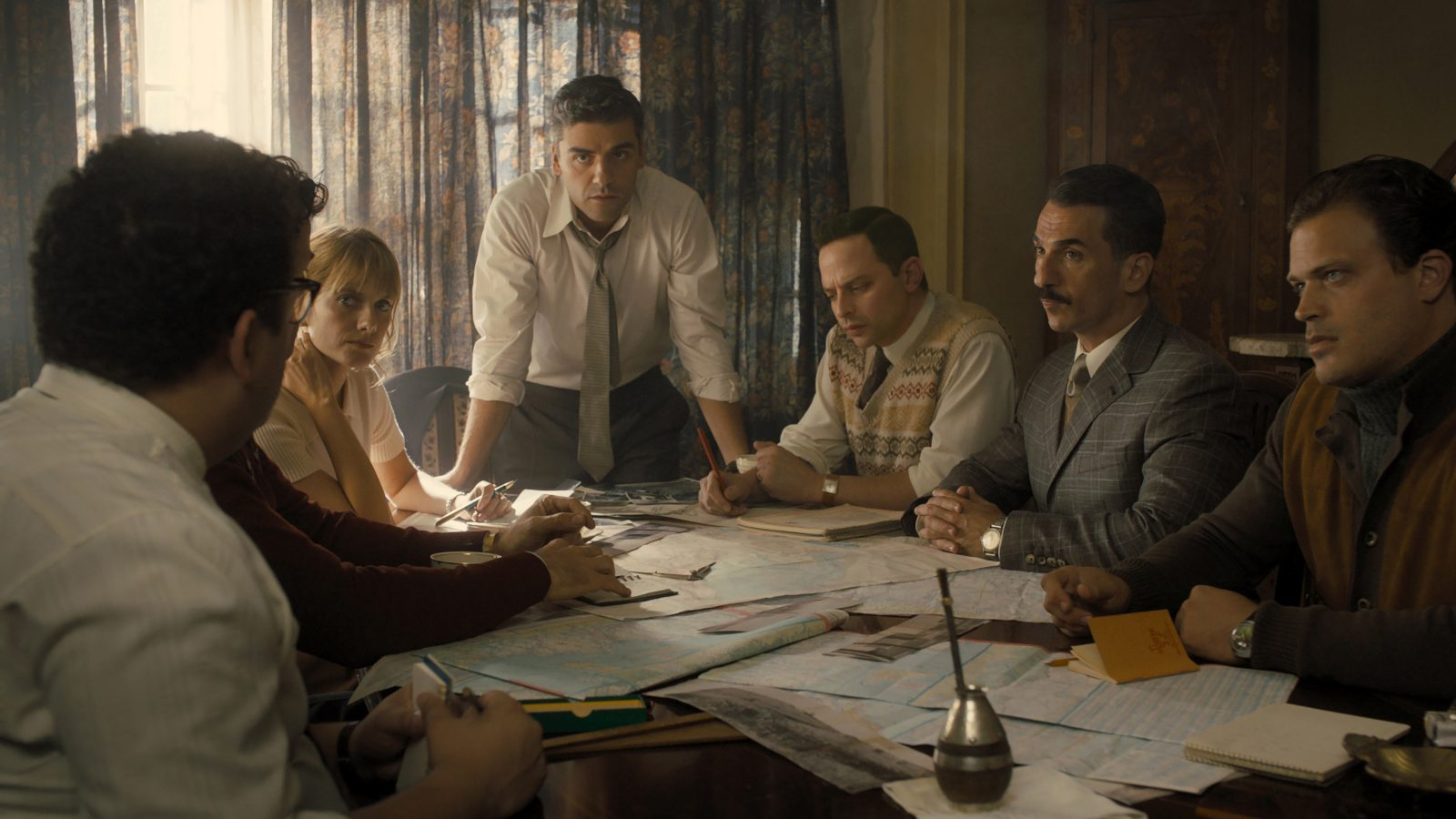 Oscar Isaac Hunts Nazis in Argentina in First Trailer for 'Operation Finale'