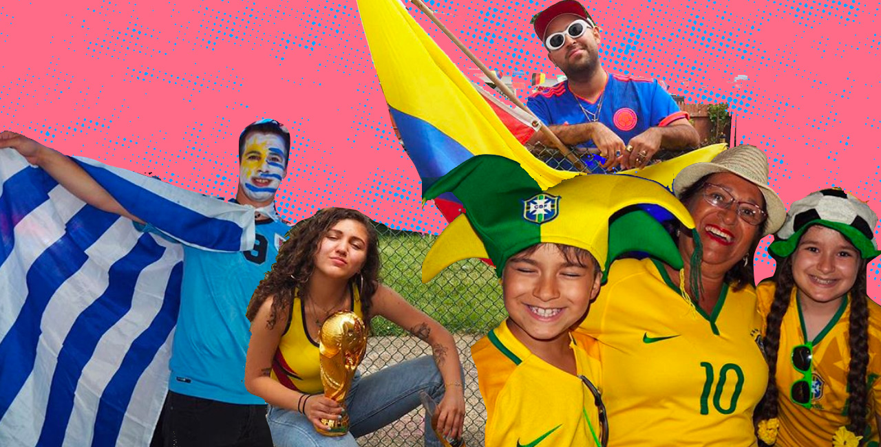 This Ecuadorian Man Is Photographing the World Cup Through the POV of Latino New Yorkers