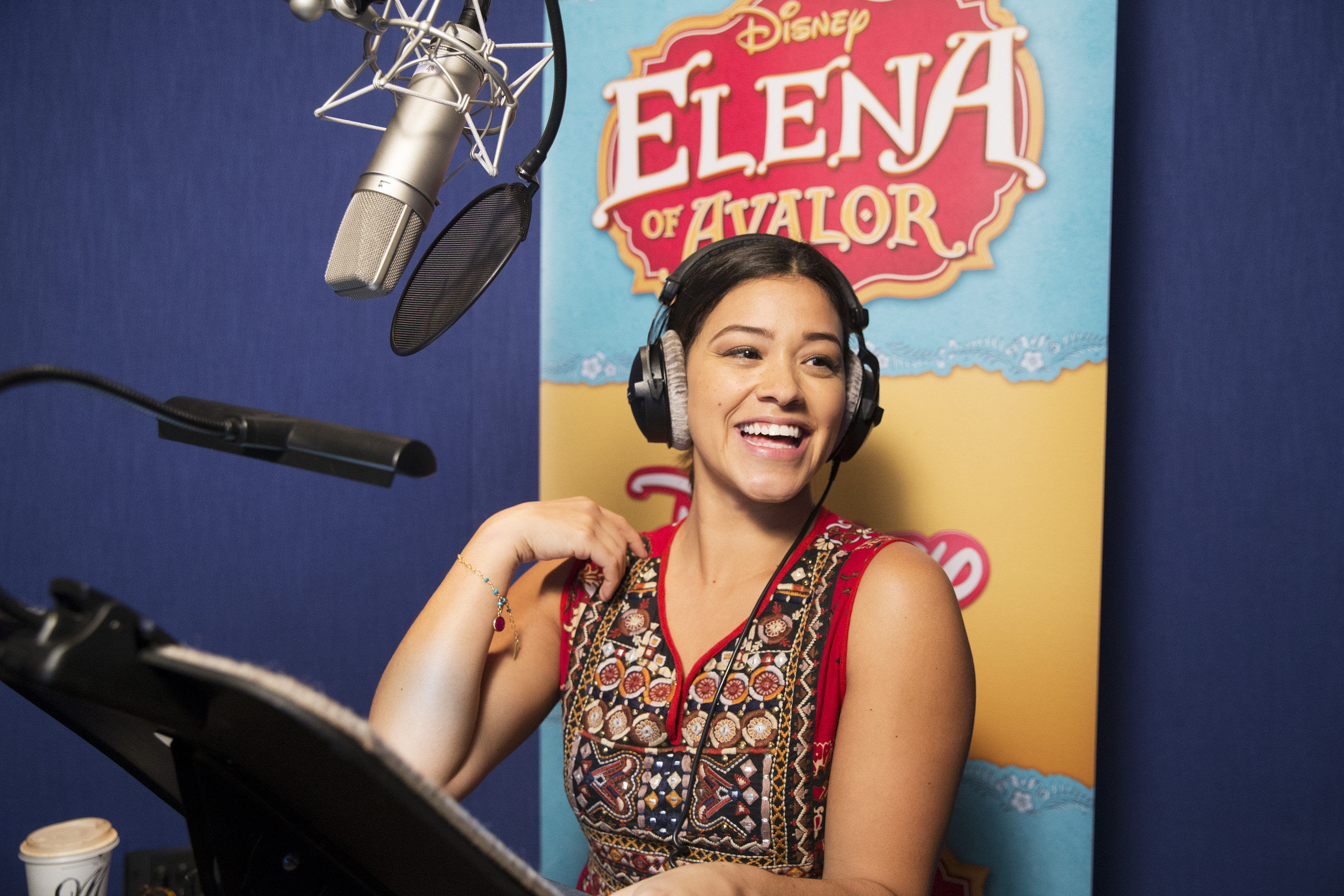 Edward James Olmos, Rita Moreno & Gina Rodriguez to Guest Star in 'Elena of Avalor' Movie