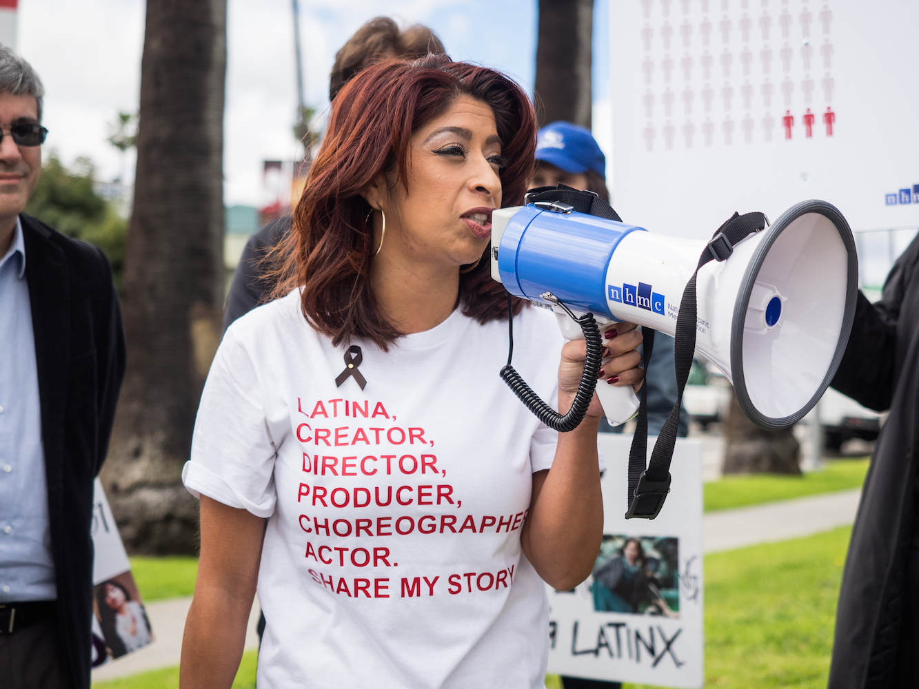How to Join This Weekend's Protest to Force Paramount Pictures to Hire Latino Actors