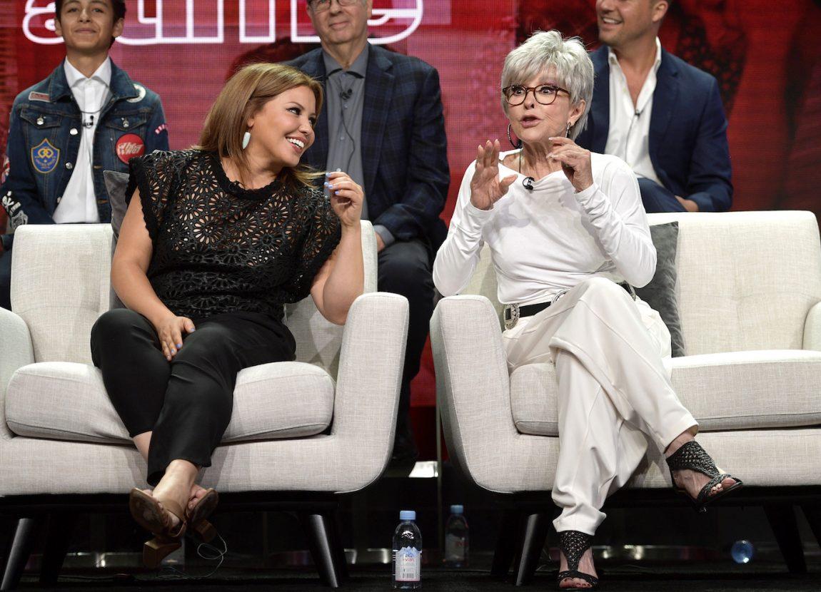 Rita Moreno Made Everyone Crack Up at Netflix's TCA Presentation