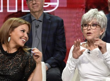 Rita Moreno Dropped F-Bombs & Had Everyone Cracking Up at Netflix's Television Critics Presentation