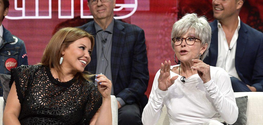 Rita Moreno Dropped F-Bombs & Had Everyone Cracking Up at Netflix's Television Critics Presentation