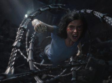 TRAILER: Rosa Salazar Stars as a Cyborg in Robert Rodriguez's Manga-Inspired New Movie