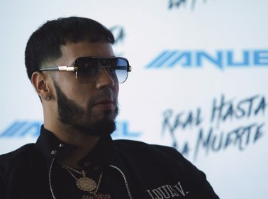 Anuel AA on Latin Trap's Crossover: Why Would I Rap in English If I Shine in Spanish?