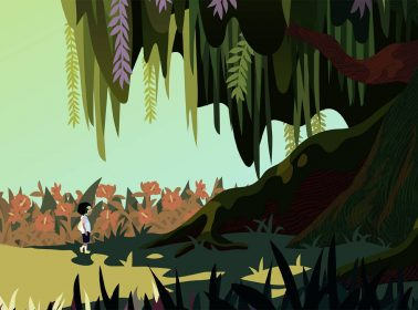 You Should Stream: This Animated Short About a Young Girl Crossing the Border With Her Pet Turtle